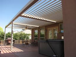 Backyard Patio Covers Houston Tx Patio Covers Louvered Roof System