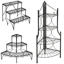 plant stand old rectory etagere plant stand the garden factory