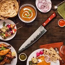 cuisine en allemand grandsharp 8 pouces chef couteau allemand en acier inoxydable