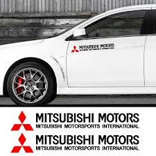 mitsubishi sticker mitsubishi sticker koreasticker com