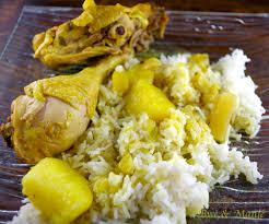 cuisine antillaise colombo de poulet colombo de poulet gourmandises épicées