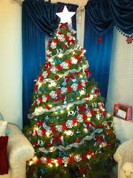 lime green and red christmas tree christmas lights decoration
