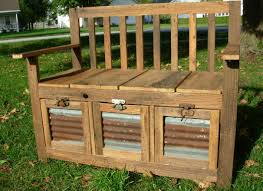 Wooden Patio Storage Bench Plans by Bench Storage Bench File Cabinet Wood Patio Storage Bench Modern