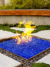 Glass Rocks For Fire Pit by 112 Best Fountain U0026 Firepit Ideas Images On Pinterest Backyard
