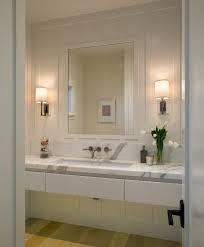 Ada Bathroom Vanity by Ada Bathroom Bathroom Transitional With Hexagon Tile White