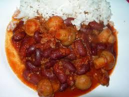 cuisiner les haricots rouges sauce tomate haricots rouges chignons le de mimine cuisine