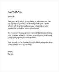 Thank You Letter Official 69 thank you letter exles