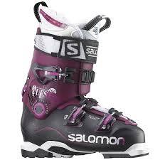 womens boots 100 salomon quest pro 100 ski boots s 2016 evo