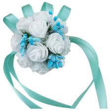Wrist Corsage Bracelet Online Shop Wrist Corsage Bracelet Bridesmaid Sisters Hand Flowers