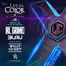 seattle wa events life in color