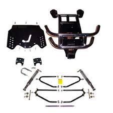 jakes long travel lift kit jake u0027s e z go lift kit