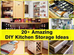 kitchen storage ideas examplary diy kitchen storage ideas for diy