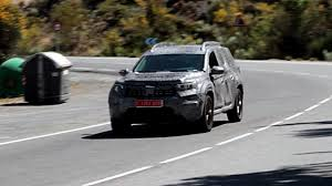 renault duster 2018 new 2018 dacia duster caught testing
