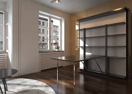 revolving bookcase u0026 murphy table italian murphy beds