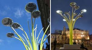 solar landscape lighting tree lighting