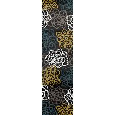 Modern Floral Rugs World Rug Gallery Contemporary Modern Floral Rectangular Rugs