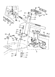 yamaha steering diagram yamaha outboard power steering diagram