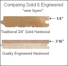 diablo flooring inc difference between solid and engineered
