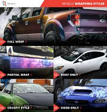 car wraps vinyl wraps films sheets