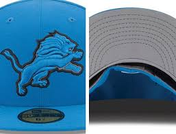 detroit lions 2014 thanksgiving on field 59fifty fitted cap by nfl