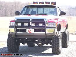 dodge ram push bumper let s see your lights page 2 dodge cummins diesel forum