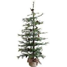 5 verde pine rustic artificial tree