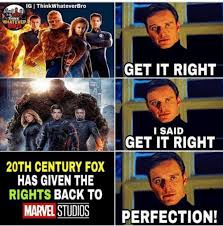 Meme Marvel - give the rights back to marvel meme quirkybyte
