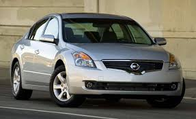 Nissan Altima V6 - 2008 nissan altima review reviews car and driver