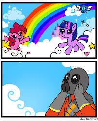 Pyro Meme - meet the pyro my little pony friendship is magic know your meme