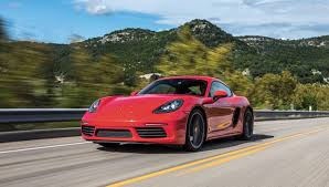 Porsche Boxster Lowered - porsche u0027s new 718 boxster delivers big performance from a smaller
