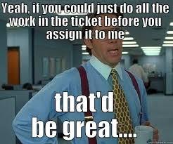 Lumbergh Office Space Meme - office space lumbergh memes quickmeme