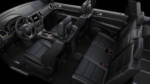 jeep grand interior jeep grand cherokee 75th anniversary interior www in4ride net
