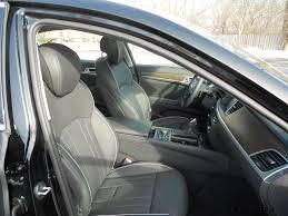 hyundai genesis road test 2016 hyundai genesis awd 3 8 review interior 2
