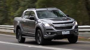 volkswagen colorado 2016 holden colorado ls x review caradvice