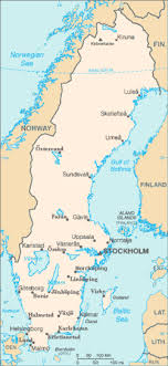 map of cities list of cities in sweden