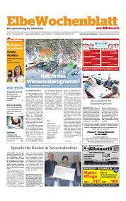 G Stige Einbauk Hen Süderelbe Kw46 2017 By Elbe Wochenblatt Verlagsgesellschaft Mbh