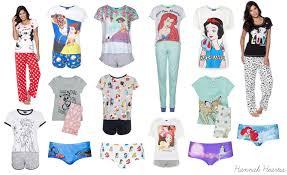 disney wishlist 4 pyjamas heartss