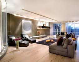 Modern Glamorous Interior Design By SHH DigsDigs - Interior modern design