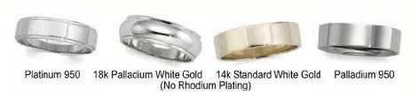 nickel free white gold nickel allergy and your white metal choices