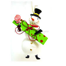 resin couples snowman christmas tree decoration buy resin