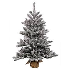tabletop snowing christmas tree the green head garden pre lit