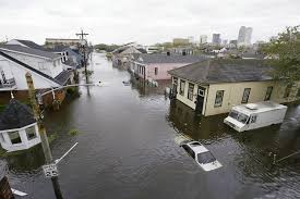 New Orleans Levee Map by Five Myths About Hurricane Katrina The Washington Post