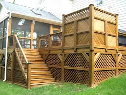 Backyard Decks And Patios Ideas Deck Pictures And Ideas Backyard Deck Patio Ideas Pictures