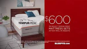 Bed Frames Sleepys Sleepy S Thanksavings Sale Tv Commercial Serta Tempur Pedic