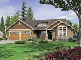 craftsman house plans with basement 3 bedroom house plans with walkout basement inspirational eplans