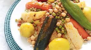 cuisine sans viande couscous algérien aux légumes avec ou sans viande recette par