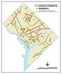 Dc State Map by The United Streets Of America There U0027s Nowhere Else To Go From Here