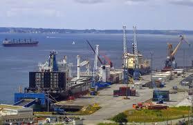 chambre de commerce brest trafic un record historique pour le port de brest mer et marine