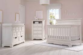 Nursery Furniture Set White Simmons Tivoli 6 Baby Furniture Set Antique White