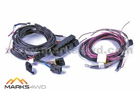 interface wiring harness vs v6 engine